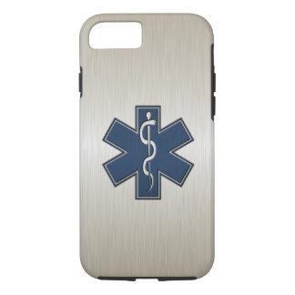 Capa iPhone 8/ 7 Paramédico EMT EMS de luxe