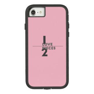 Capa iPhone 8/ 7 partes 1 love/2