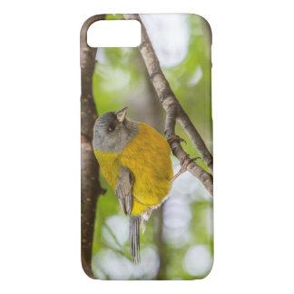 Capa iPhone 8/ 7 Pássaro amarelo