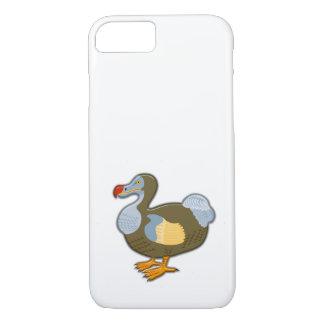 Capa iPhone 8/ 7 pássaro do Dodo 3D