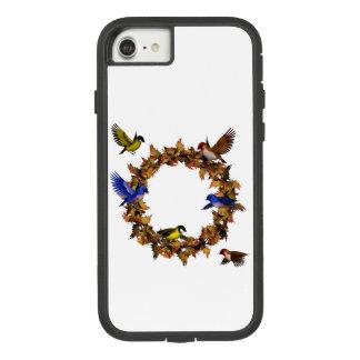 Capa iPhone 8/ 7 Pássaros do outono