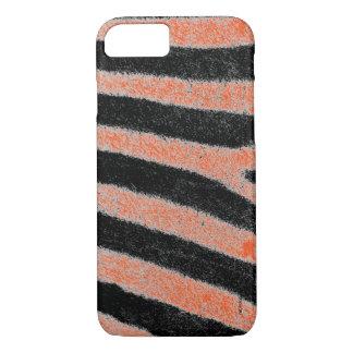 Capa iPhone 8/ 7 Pele de Zebra