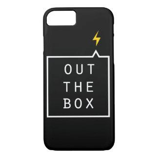 Capa iPhone 8/ 7 Pense fora da caixa