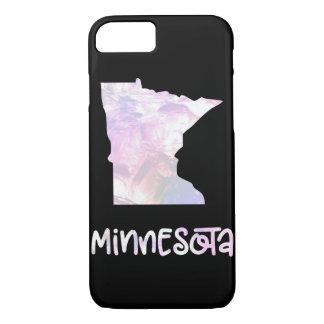 Capa iPhone 8/ 7 Pérola Opalescent iridescente do estado do