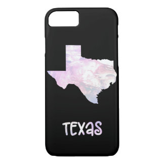 Capa iPhone 8/ 7 Perolado Opalescent iridescente do estado de TX