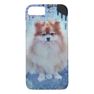 Capa iPhone 8/ 7 Perry o cão de Pekingese
