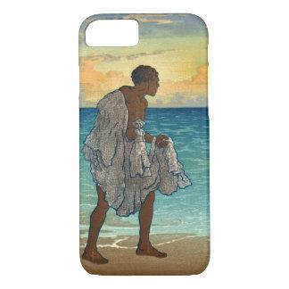 Capa iPhone 8/ 7 Pescador havaiano 1920