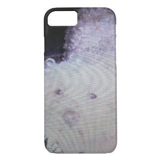 Capa iPhone 8/ 7 Pêssegos a caniche francesa