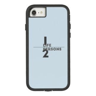 Capa iPhone 8/ 7 pessoas de 1 vida 2