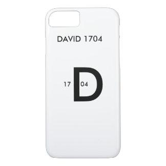 Capa iPhone 8/ 7 Phonecase com logotipo