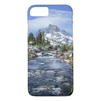 Capa iPhone 8/ 7 Pico da bandeira de mil ilhas - serra Nevada