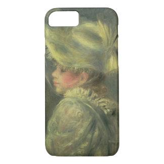Capa iPhone 8/ 7 Pierre um Renoir | o chapéu branco