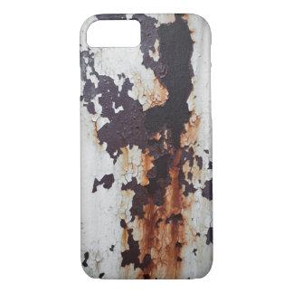 Capa iPhone 8/ 7 Pintura oxidada da casca