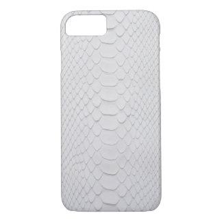 Capa iPhone 8/ 7 Pitão branco