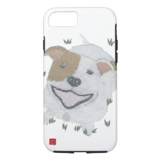 Capa iPhone 8/ 7 Pitbull Terrier, Pittie, Pitbull, cão