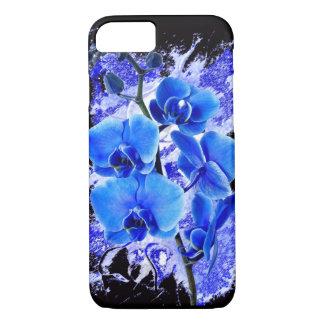 Capa iPhone 8/ 7 Planta da flor da orquídea