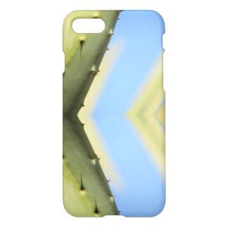 Capa iPhone 8/7 Planta estilizado IPohne impressionante do aloés