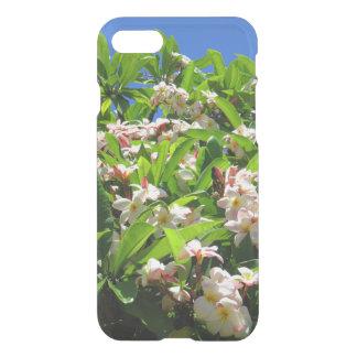 Capa iPhone 8/7 Plumeria havaiano