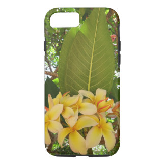 Capa iPhone 8/ 7 Plumeria havaiano