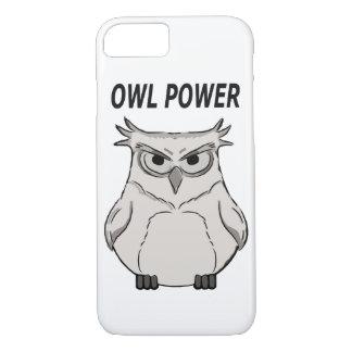 Capa iPhone 8/ 7 poder da coruja