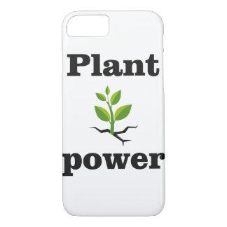 Capa iPhone 8/ 7 Poder da planta