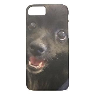 Capa iPhone 8/ 7 Pomeranian enfrenta o caso