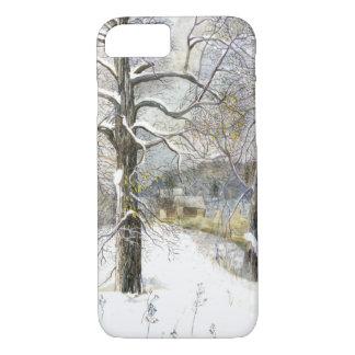 Capa iPhone 8/ 7 ponte do inverno