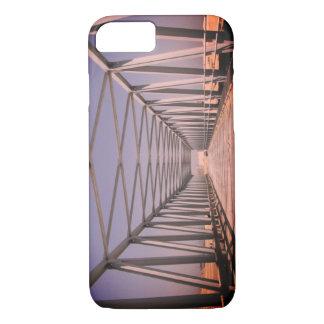 Capa iPhone 8/ 7 Ponte em Abu Dhabi [a noite remix]: Foto do