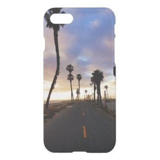 Capa iPhone 8/7 Por do sol de Califórnia
