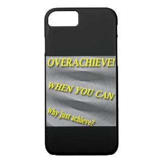Capa iPhone 8/ 7 Por que apenas consiga? Quando você puder