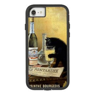 """Capa iPhone 8/ 7 Poster francês retro o """"absinto burguês """""""