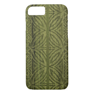 Capa iPhone 8/ 7 Prancha havaiana da madeira do falso do Tapa