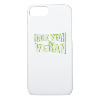 Capa iPhone 8/ 7 Presente livre animal vegetal do vegetariano do