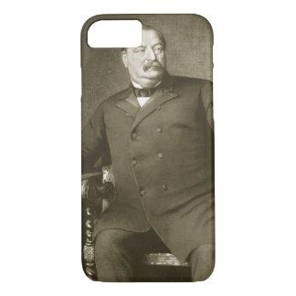 Capa iPhone 8/ 7 Presidente de Grover Cleveland, 2ò e 24o do Un do