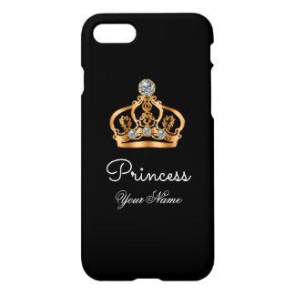 Capa iPhone 8/7 Princesa elegante de Bling