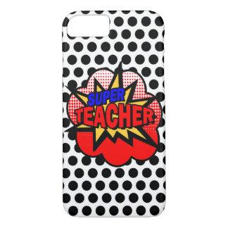 Capa iPhone 8/ 7 Professor super