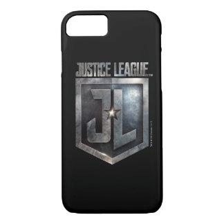 Capa iPhone 8/ 7 Protetor metálico da liga de justiça | JL