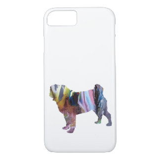 Capa iPhone 8/ 7 Pug