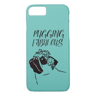 Capa iPhone 8/ 7 Pugging fabuloso