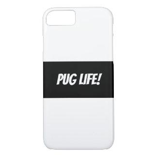 Capa iPhone 8/ 7 PUGLIFE! iPhone 7/8 de caso