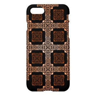 Capa iPhone 8/7 quadrado da laranja de f
