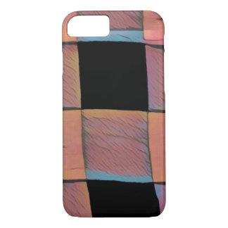 Capa iPhone 8/ 7 Quadrados Chequered