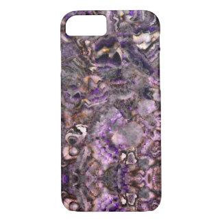 Capa iPhone 8/ 7 Quartzo roxo