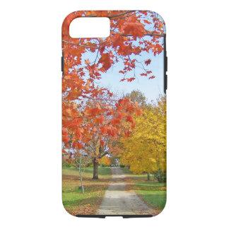 Capa iPhone 8/ 7 Queda das folhas de outono