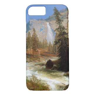 Capa iPhone 8/ 7 Quedas de Nevada, Yosemite