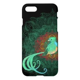 Capa iPhone 8/7 Quetzal encaracolado