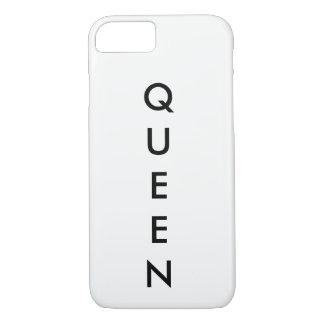 Capa iPhone 8/ 7 Rainha