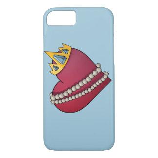 Capa iPhone 8/ 7 Rainha dos corações