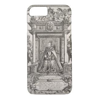 Capa iPhone 8/ 7 Rainha Elizabeth mim (1533-1603) como o consumidor