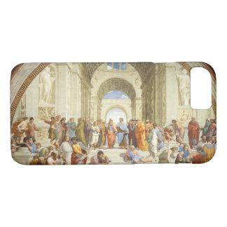 Capa iPhone 8/ 7 Raphael - A escola de Atenas 1511